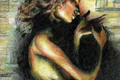 byLinandara-female-drawing
