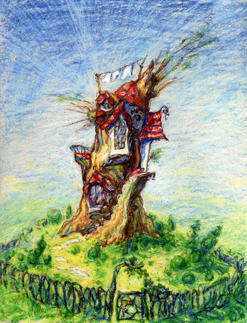 tree_house_by_linandara